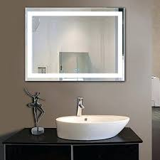 8x lighted vanity mirror wall mounted lighted vanity mirror ed wall mounted lighted makeup