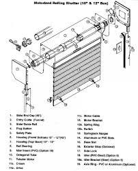 Parts Of Garage Door by Garage Doors Liftmaster Garage Door Opener Wiring Diagram For