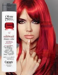 fight the fade with celeb luxury colorwash shampoos each wash