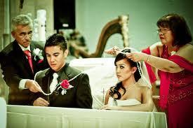 wedding lasso lasso ceremony a wedding in paradise