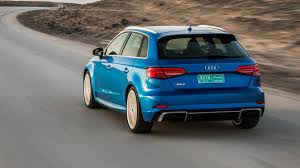 audi 2017 audi rs3 sportback 2017 review by car magazine