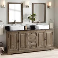 58 Double Sink Vanity Vessel Sink Vanities Signature Hardware