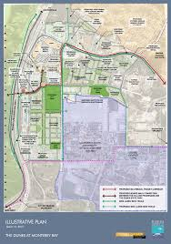 Ord Map Marina Ca Official Website The Dunes On Monterey Bay