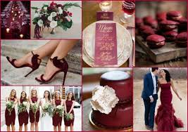 marsala wedding color ideas 2015 hotref party gifts