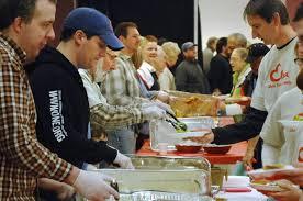 Seeking Dinner Community Dinner In Elgin Still Needs Volunteers Donations