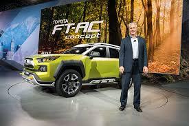 toyota us sales toyota s u s sales chief talks tacoma tundra and adventure concepts