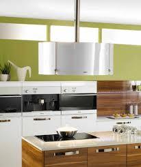 hotte cuisine suspendue hotte ronde blanche suspendue photo 3 15 un modèle en inox et