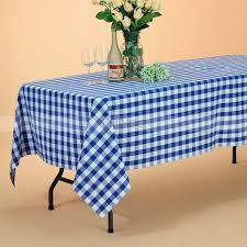 rectangle cotton tablecloth napkin plaid table cover wedding home