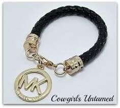 bracelet kors images Cowgirl glam bracelet michael kors mk pu handwoven bracelet jpg