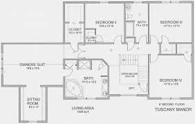 villa building floor plans