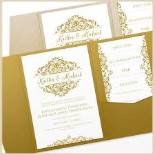 pocket wedding invitation pocket wedding invitation template set gold