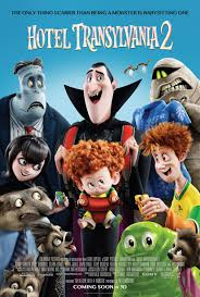 welcome to the film review blogs hotel transylvania 2