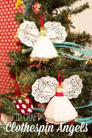 Chocolate Angels Christmas Tree Decorations by The Paper Trail On The Second Day Of Christmas Crafts