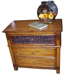beachwood rattan antique bedroom suite from summit design