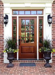 front doors front door ideas image of front door brick design
