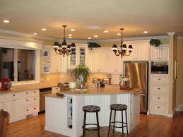 Chandeliers For Kitchen Kitchen Nice Looking White Kitchen Uaing L Shaped Kitchen Cabinet