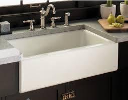 X  Kohler Dickinson Apronfront Undercounter Kitchen Sink - Kitchen sinks apron front
