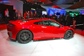 acura supercar the new acura nsx is just the halo car that the brand needed