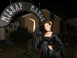 halloween cemetery fence ideas the haunted cemetery halloween yard haunt display youtube