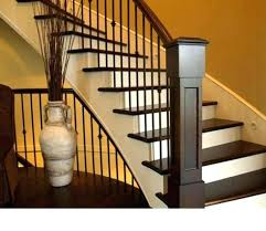 Banister Railing Concept Ideas Indoor Stair Railing Ideas Findkeep Me