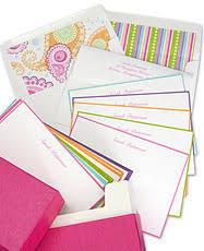 personalized stationery sets ensemble set stationery personalized ensemble set thank you cards