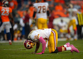 Why Did Rg3 Get Benched Rg3 A Timeline Of Robert Griffin Iii U0027s Career Si Com