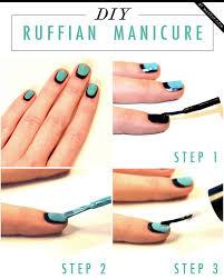 15 easy diy nail designs for short nails