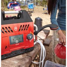 coleman water on demand h2 oasis portable water heater