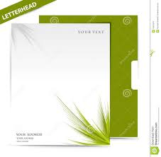 Business Letterheads Templates Free by Letter Head Royalty Free Stock Image Image 15553576