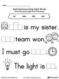 preschool and kindergarten worksheets printable worksheets