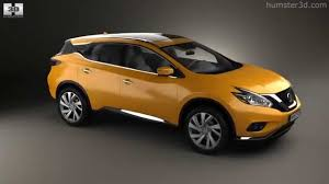 nissan murano new model nissan murano z52 2015 by 3d model store humster3d com youtube