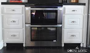 Kitchen Cabinets On Legs by Easy And Inexpensive Cabinet Updates Making Kitchen Cabinets