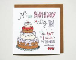 funny birthday card girlfriend naughty birthday card wife