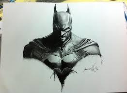 batman draw carlolanni deviantart