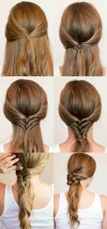 easy hairstyles for school with pictures hair step by step instructions hairstyle step by instructions for