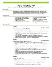 Radio Operator Resume Assembly Machine Operator Resume Sample Virtren Com