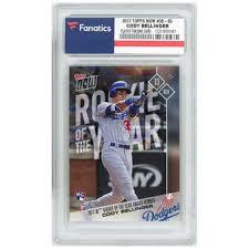 mlb baseball cards trading cards autographed cards mlbshop com