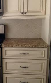 best 25 subway tile kitchen ideas on pinterest subway tile tiles beveled arabesque tile backsplash beveled arabesque ivory
