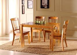 Used Dining Room Table And Chairs Enjoyable Dining Sets Wood Table Alluring Solid Wood Dining Tables
