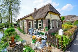 cottage homes sale the cottage homes of giethoorn venice of the netherlands house
