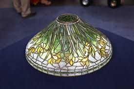 how to tea stain glass l shades appraisals antiques roadshow pbs