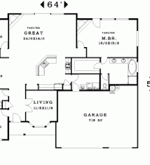 Great Room Floor Plans Single Story 100 Home Plans With Great Rooms 44 Best Dual Master Suites