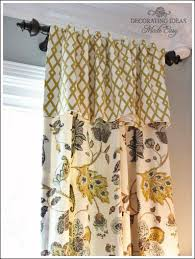 Curtains For Dining Room Windows by 25 Best Short Curtain Rods Ideas On Pinterest Round Dining Room