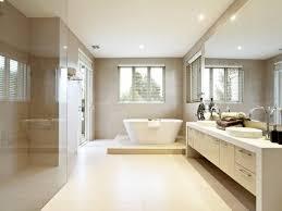 stylish oval tub for great bathroom designs with modern