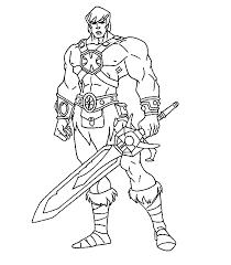 dessin chevalier