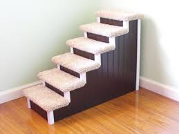 doggie steps for bed bedding easy build dog stairs for bed geraldcournoyer pet house