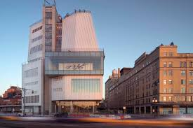 the whitney museum at gansevoort by renzo piano building workshop