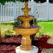 Backyard Fountains For Sale by Outdoor Fountains Backyard Garden U0026 Waterfall Fountains
