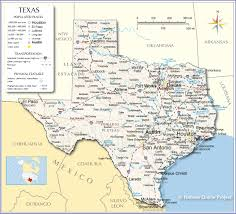 State Reference Map by Reference Map Of Texas Usa Nations Online Project Texas