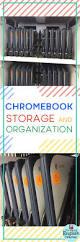the daring english teacher chromebook storage and organization in